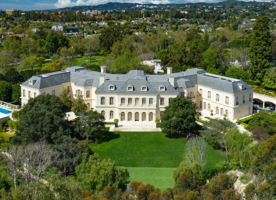 Is An Estate Bigger Than A Mansion